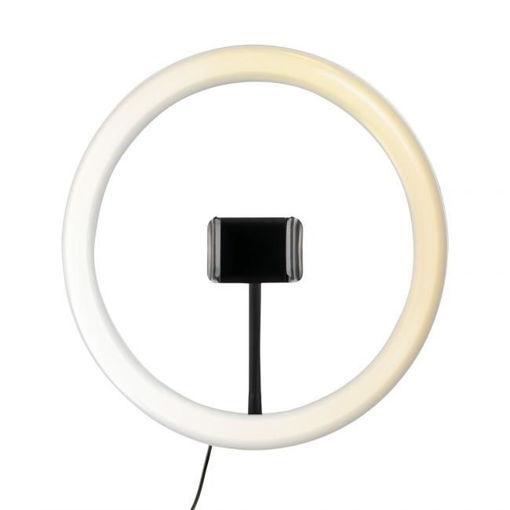 صورة موماكس إضاءة دائرية للتصوير بحجم 12 إنش