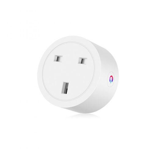 صورة برودو موصل كهرباء ذكي - أبيض