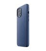 صورة موجو كفر جلد للأيفون 12 برو ماكس - أزرق