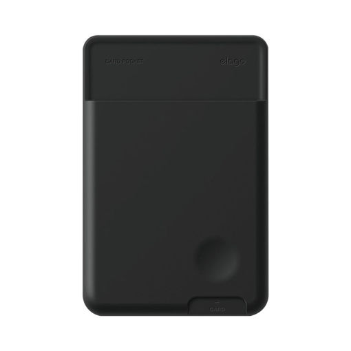 صورة إيلاقو محفظة البطاقات - أسود