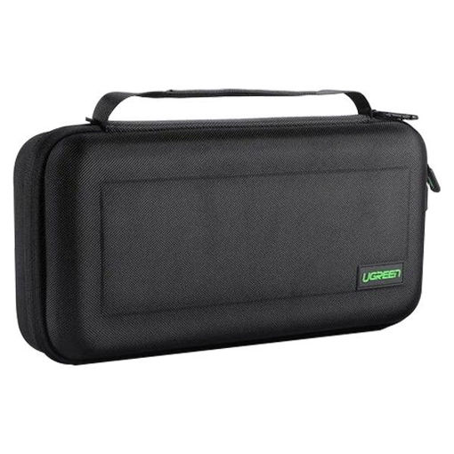 صورة يو قرين حقيبه لحمل نينتندو سويتش - أسود