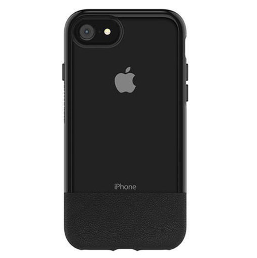 Picture of OtterBox Statement Slim Case + Alpha Glass for iPhone 7/8 - Lucent Black