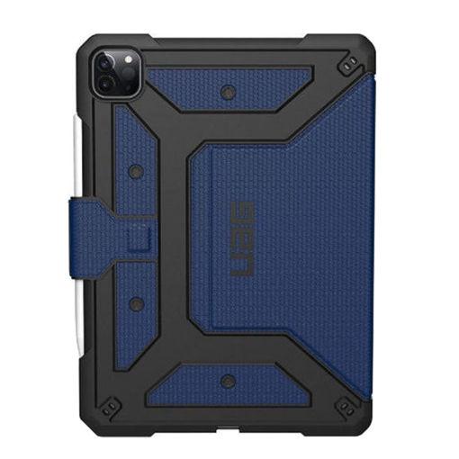 صورة يو أي جي ميتروبوليس كفر للأيباد برو 12.9 إنش الجيل الرابع  2020 - أزرق