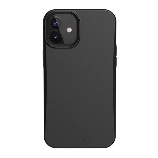 صورة يو أي جي أوت باك كفر للأيفون 12 ميني - أسود