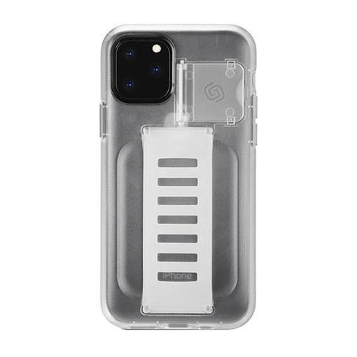 صورة قريب تو يو  بوست  كفر مع أستاند للأيفون 11 برو ماكس - شفاف