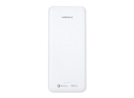 Picture of Momax iPower Minimal PD5 External Battery Pack 20000mAh - White
