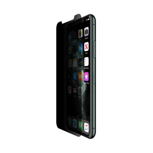 صورة بيلكن  حماية شاشة للأيفون 11 برو ماكس - خصوصية