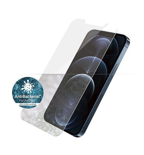 صورة بانزر قلاس حماية شاشة للأيفون 12 برو ماكس - شفاف