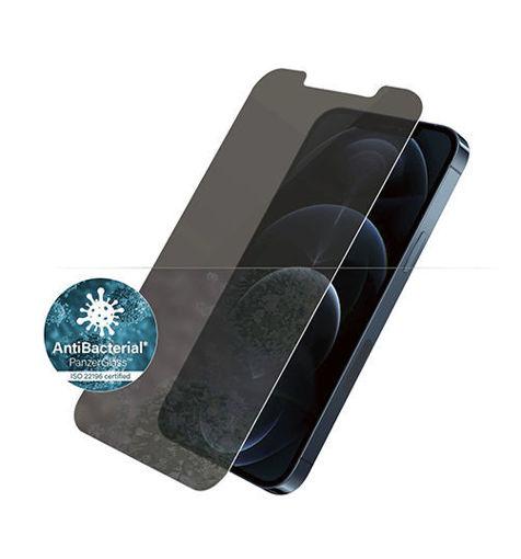 صورة بانزر قلاس حماية شاشة للأيفون 12/12 برو - للخصوصية