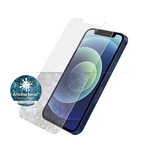 صورة بانزر قلاس حماية شاشة للأيفون 12 ميني - شفاف
