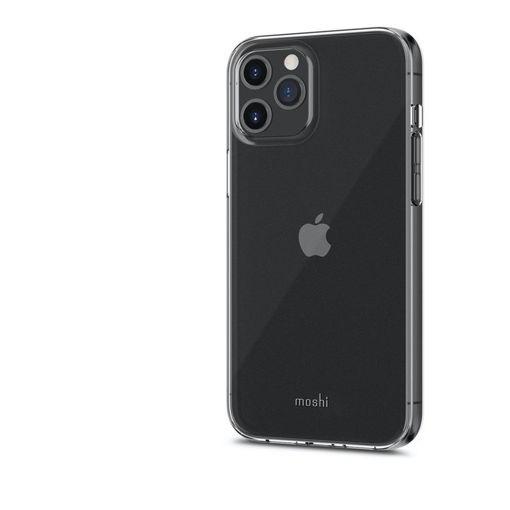 صورة موشي كفر للأيفون 12 برو ماكس - شفاف
