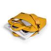 صورة بورت ديزين حافظة للماك بوك والأيباد برو بحجم 13/14 انش - أصفر
