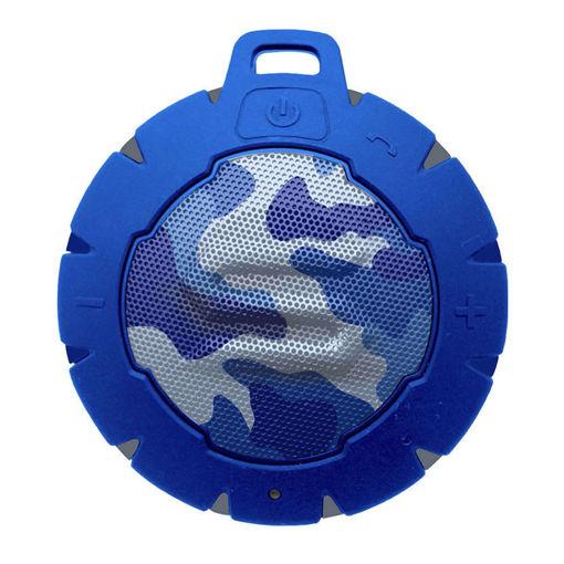 صورة سول ستورم مكبر صوت وايرلس ضد الماء - جيشي أزرق