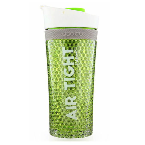صورة أسوبو كوب لحفظ المياه والمشروبات باردة - أخضر