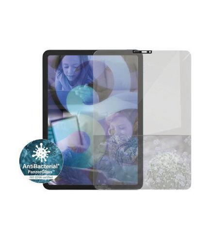 صورة بانزر قلاس حماية شاشة للأيباد برو 11 أنش 2018/2020 وأيباد أير 2020 مع كاميرا أنزلاق - شفاف
