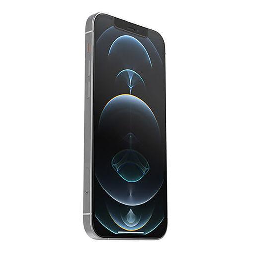 صورة أوتر بوكس حماية شاشة للأيفون 12/12 برو - شفاف