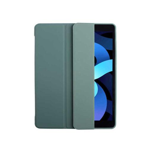 صورة جي سي بال كفر حماية لجهاز أيباد 10.2 إنش (2019/2020) - أخضر