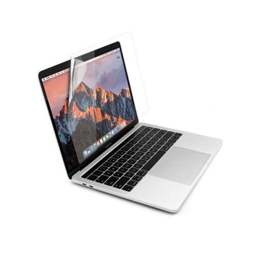 صورة جي سي بال حماية شاشة لجهاز ماك بوك برو/أير 13 إنش - شفاف