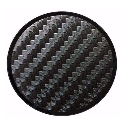 صورة نكيز مسكة للموبايل كربون فايبر - أسود
