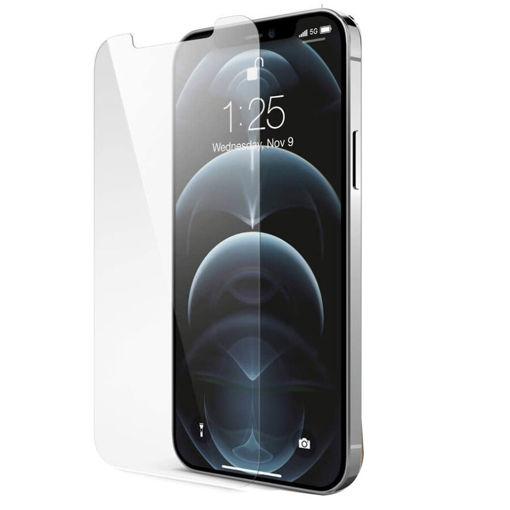 صورة إيلاقو شاشة حماية لجهاز أيفون 12/12 برو - شفاف