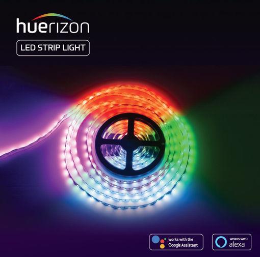 صورة هيورايزون ضوء إل إي دي واي فاي 5 متر - متعدد الألوان