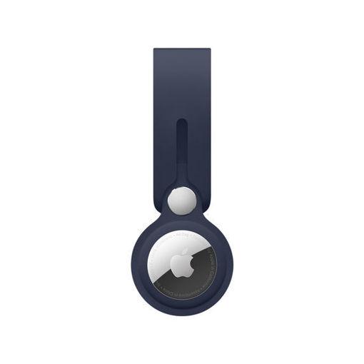صورة أبل حاملة لجهاز التتبع - كحلي