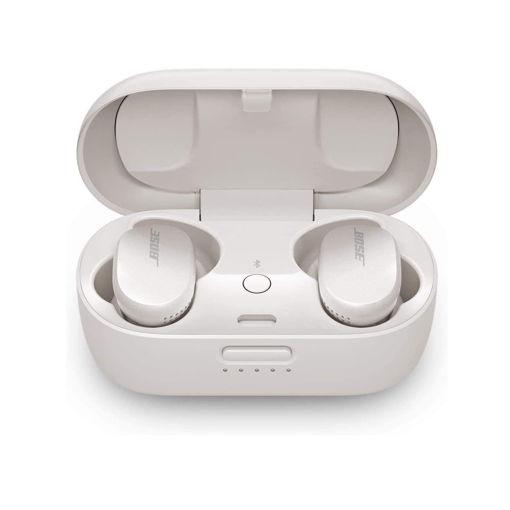 صورة بوز سماعة أذن لاسلكية مع خاصية عزل الضوضاء - أبيض