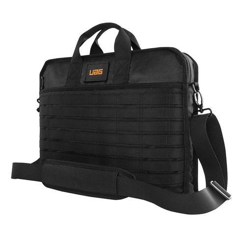 صورة يو أي جي حقيبة للأجهزة المحمولة 15 إنش - أسود