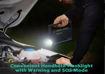 صورة راف باور  بطارية طوارئ للسياره بقوة  18000 ميللي أمبير - أسود