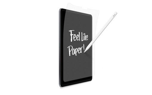 صورة توري حماية شاشة تشبه ملمس الورق لأيباد أير 10.9 إنش (2020) - شفاف