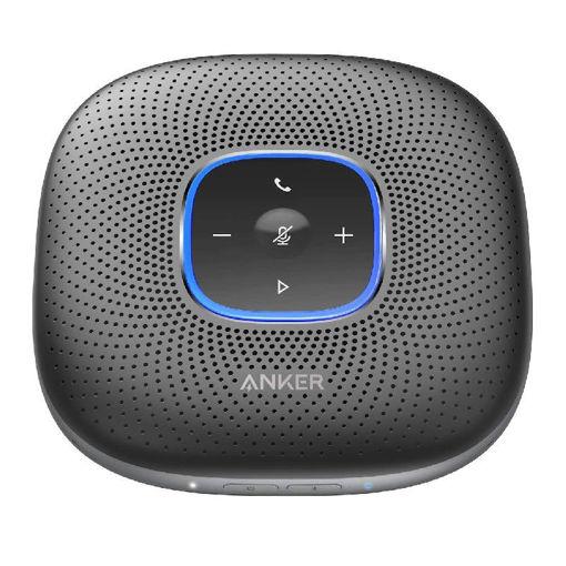 صورة أنكر مكبر صوت بلوتوث و USB - أسود