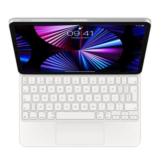 صورة أبل لوحة مفاتيح ذكية للأيباد برو 11 إنش 2021 - عربي