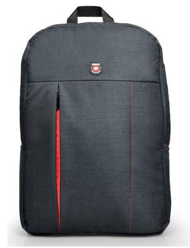 صورة بورت ديزاينز حقيبة ظهر للكمبيوتر اللوحي وماك بوك 15.6 بوصة - أسود