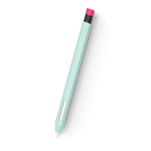 صورة إيلاقو كفر حماية لقلم أبل الجيل الثاني - أخضر فاتح