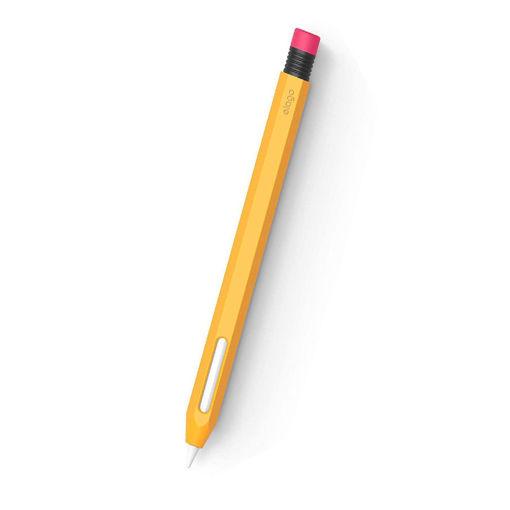 صورة إيلاقو كفر حماية لقلم أبل الجيل الثاني - أصفر