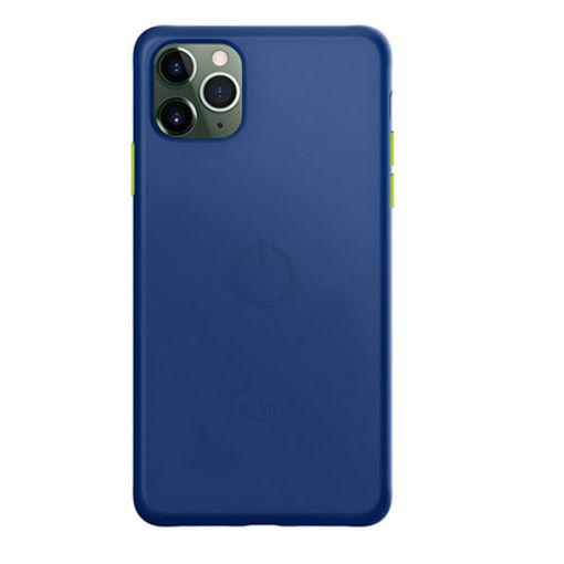 صورة قوي كفر مغناطيسي للأيفون 11 برو - أزرق