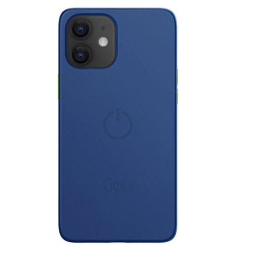 صورة قوي كفر مغناطيسي للأيفون 12 ميني - أزرق