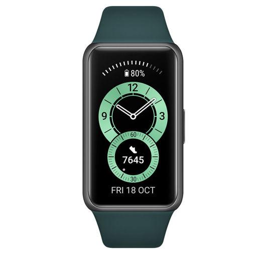 صورة هواوي باند 6 ساعة ذكية - أخضر