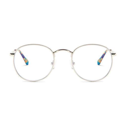 صورة بارنر ريكوليتا نظارة حماية من الأشعة الزرقاء - فضي