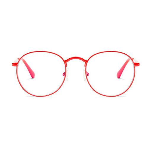 صورة بارنر ريكوليتا نظارة حماية من الأشعة الزرقاء - أحمر