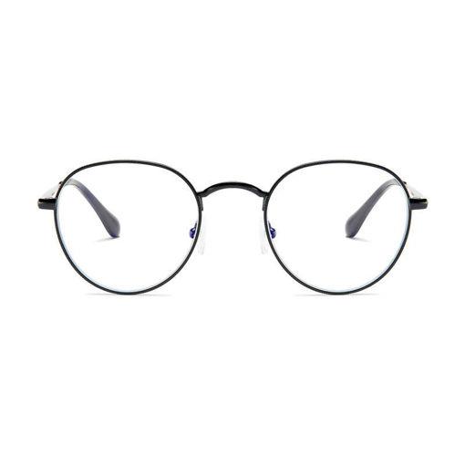 صورة بارنر جينزا نظارة حماية من الأشعة الزرقاء - أسود