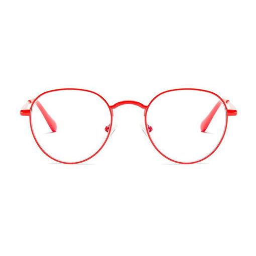 صورة بارنر جينزا نظارة حماية من الأشعة الزرقاء - أحمر