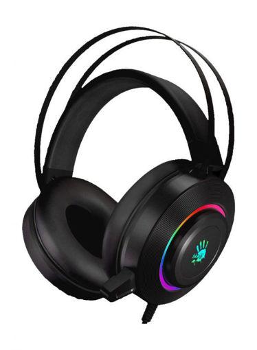 صورة بلودي سماعة رأس للألعاب ذات الصوت المحيطي - أسود