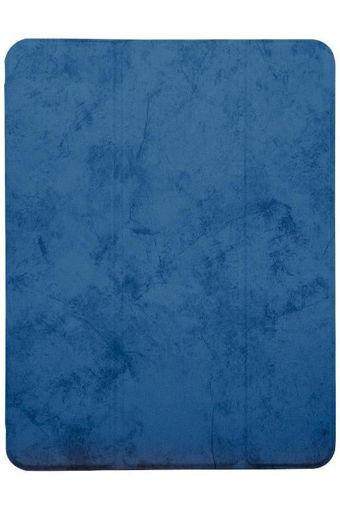 صورة جي سي بال كفر حماية مع حامل أقلام لجهاز أيباد أير 10.9 إنش 2020 - أزرق