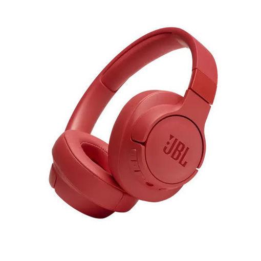 صورة جي بي إل سماعة رأس لاسلكية - أحمر