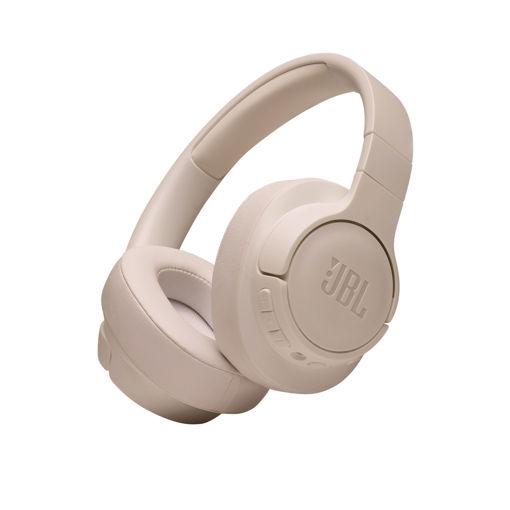 صورة جي بي إل سماعة رأس لاسلكية مع خاصية إلغاء الضوضاء - وردي فاتح