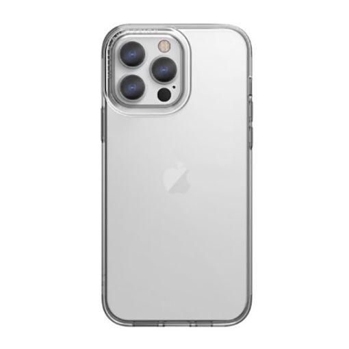 صورة يونيك أير فيندر كفر للأيفون 13 برو ماكس - شفاف