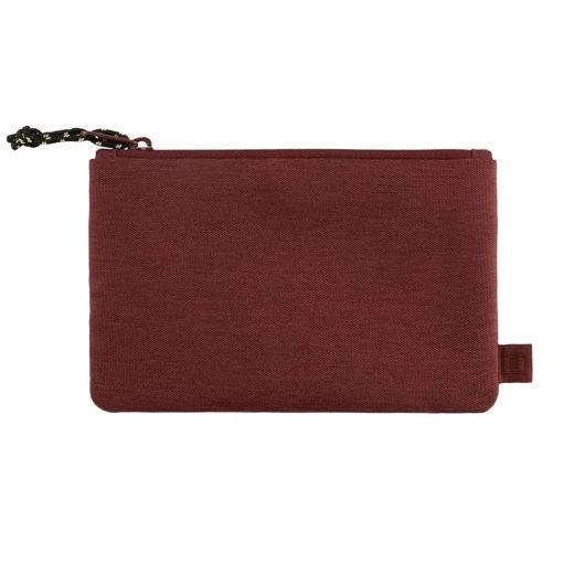 صورة يو أي جي حقيبة للأكسسوارات - أحمر غامق