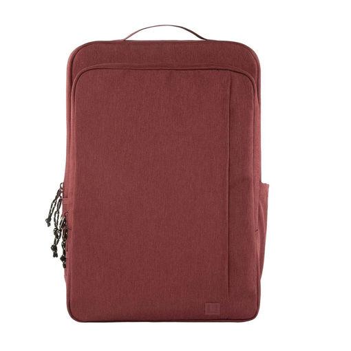 صورة يو أي جي حقيبة ظهر مناسبة لحجم 16 إنش - أحمر غامق