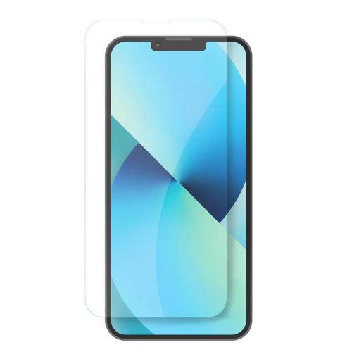 صورة جي سي بال حماية شاشة من الزجاج لجهاز أيفون 13 برو ماكس - شفاف